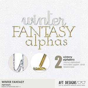Winter Fantasy Alphas