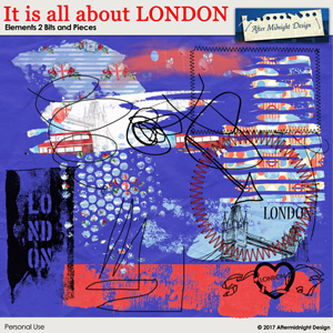 It is all about LONDON Bits & Pieces