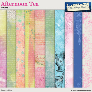Afternoon Tea Papers 1