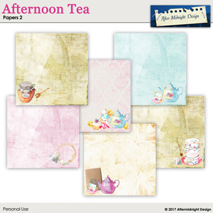 Afternoon Tea Papers 2