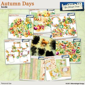 Autumn Days Bundle
