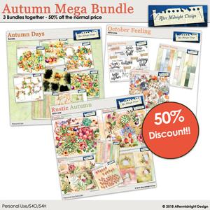 Autumn Mega Bundle
