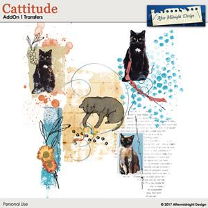 Cattitude AddOn 1 Transfers