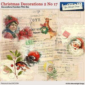 Christmas Decorations 17b