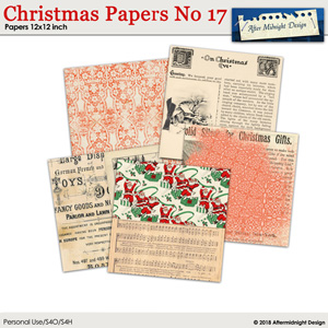Christmas Papers No 17