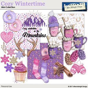 Cozy Wintertime Super Mini