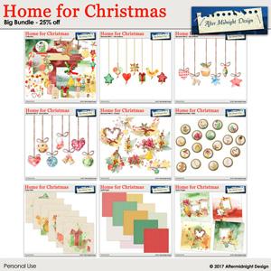 Home for Christmas Big Bundle