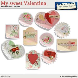 My sweet Valentina Element Mini 3
