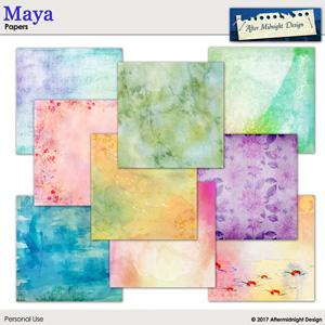 Maya Papers