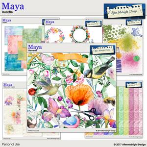Maya Bundle