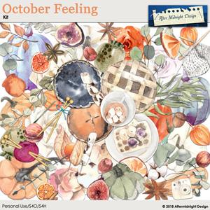 October Feeling Elements