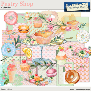 Pastry Shop Collection