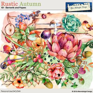 Rustic Autumn Kit