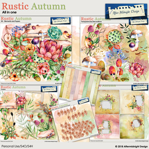 Rustic Autumn All in one