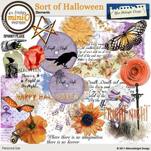 Sort of Halloween Elements
