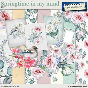 Springtime in my mind Kit