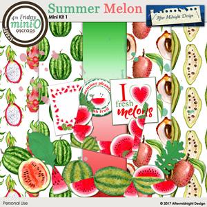 Summer Melon Mini Kit 1