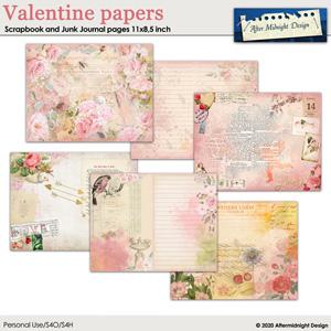 Valentine papers