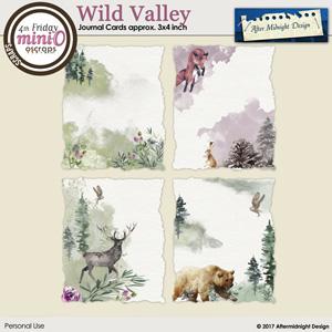 Wild Valley Journal Cards