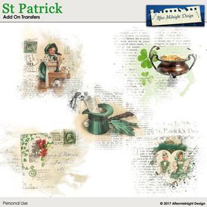 St Patrick Add-On Transfers