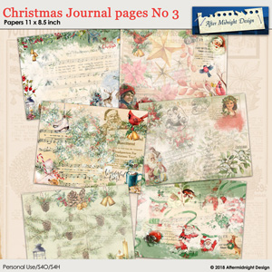 Christmas Journal Pages 3