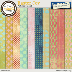 Easter Joy Papers 4