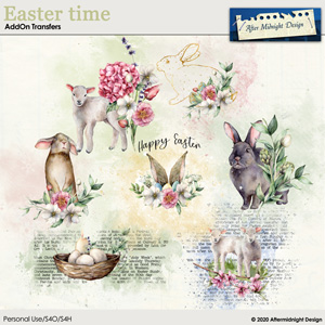 Easter Time AddOn Transfers