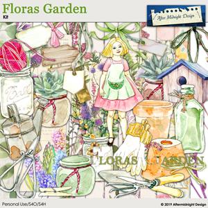 Floras Garden Kit