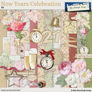 New Years Celebration Kit