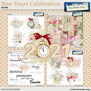 New Years Celebration Bundle
