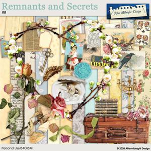 Remnants and secrets Kit