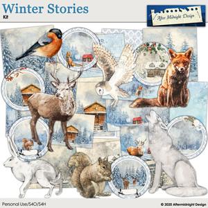 Winter Stories Kit
