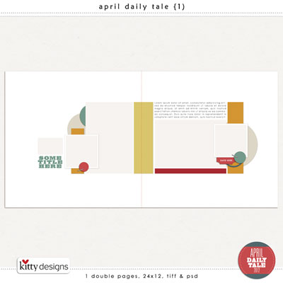 April Daily Tale 1