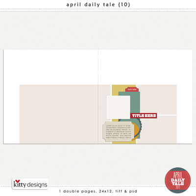 April Daily Tale 10