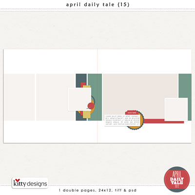 April Daily Tale 15