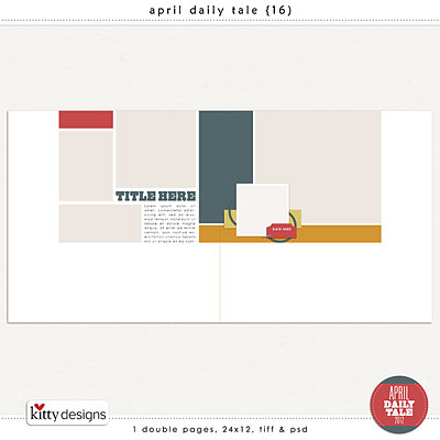 April Daily Tale 16
