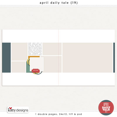 April Daily Tale 19