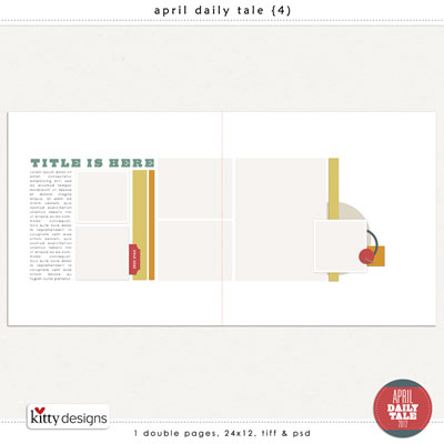 April Daily Tale 4