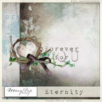 Eternity Add on Freebie