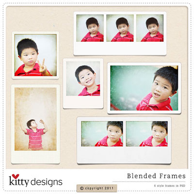 Blended Frames