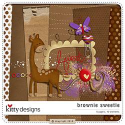 Brownie Sweetie