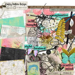 An Artful Life Mini Art Journaling Kit