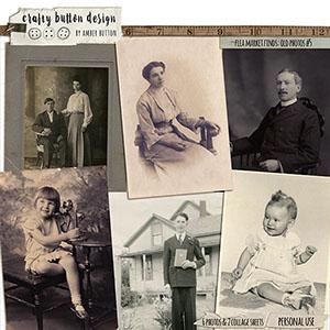 Flea Market Finds: Old Photos Vol5