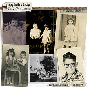 Flea Market Finds: Old Photos Vol1