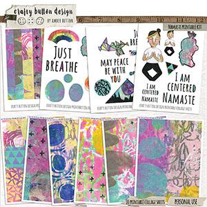 Namaste Printable Kit