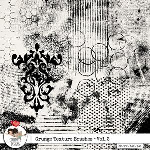 Grunge Textures Vol. 2 - CU/PU