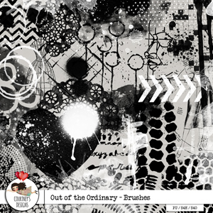 Out of the Ordinary - Brushes