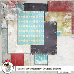 Out of the Ordinary - Journal Papers