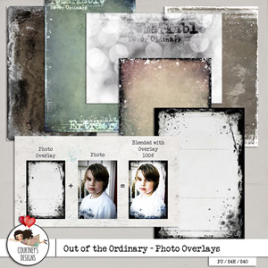Out of the Ordinary - Photo Overlays