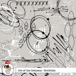 Out of the Ordinary - Scribbles